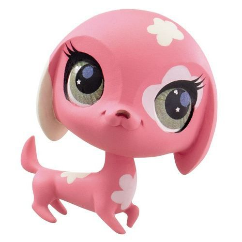 littlest petshop chien achat vente figurine. Black Bedroom Furniture Sets. Home Design Ideas