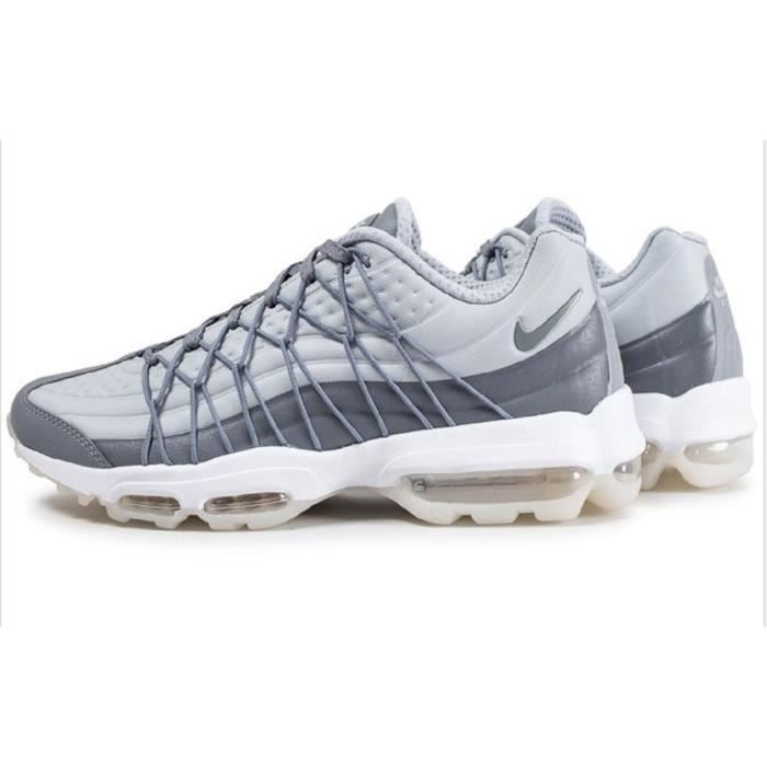 new cheap new concept classic NIKE AIR MAX 95 ULTRA SE girs - Achat / Vente basket - Black ...