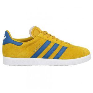 chaussure homme adidas jaune
