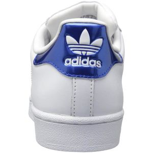 adidas superstar foundation bleu blanc rouge