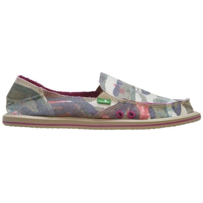 Donna Mixed Up Slip-on Mocassins QBUV1 Taille-37
