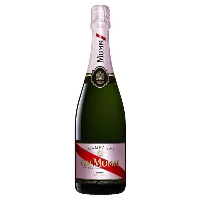 Champagne Mumm Rosé - 75 cl