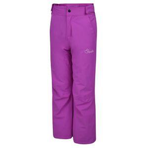 PANTALON DARE 2B - COMET PANT Pantalon Ski - Rose- Enfant