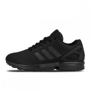 check-out dd644 7d262 Basket ADIDAS ZX FLUX - Age - ADULTE, Couleur - NOIR, Genre ...