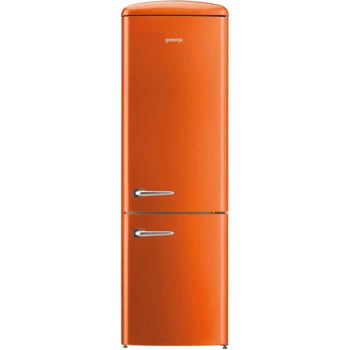 refrigerateur gorenje achat vente pas cher cdiscount. Black Bedroom Furniture Sets. Home Design Ideas