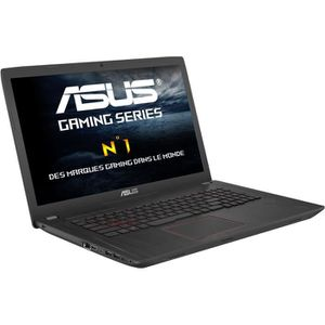 ORDINATEUR PORTABLE ASUS PC Portable FX753VE-GC092T  - NVIDIA GeForce