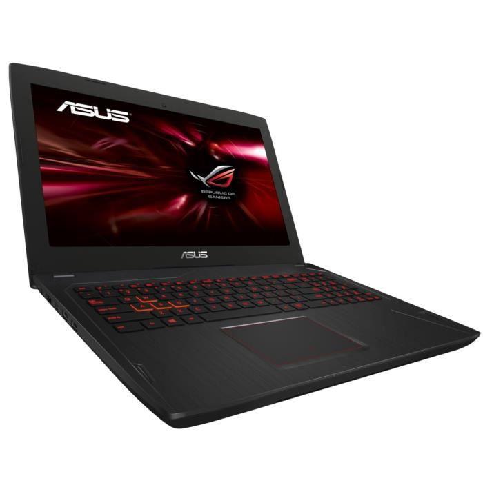 "ORDINATEUR PORTABLE ASUS ROG PC GAMER FX502VM-DM092T 15,6"" - Windows 1"