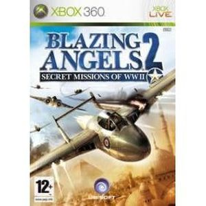 JEUX XBOX 360 BLAZING ANGELS 2 SECRET MISSION / JEU CONSOLE XBOX