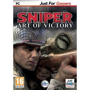 JEU PC SNIPER ART OF VICTORY / Jeu PC