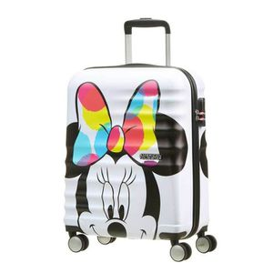 VALISE - BAGAGE Valise cabine AMERICAN TOURISTER DISNEY MINNIE 55