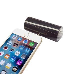 ENCEINTE NOMADE 3,5 mm Lecteur de musique haut-parleur stéréo pour