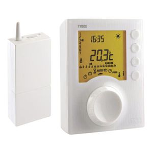THERMOSTAT D'AMBIANCE Thermostat DELTA DORE - Thermostat TYBOX 237 radio