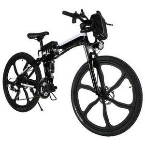 VTT Vélo/VTT électrique 26 pouces 21 vitesse vélo de m