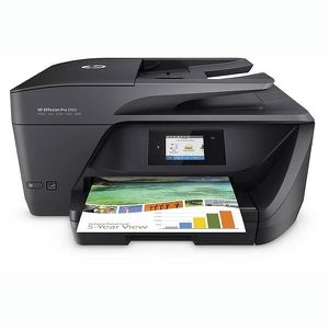 IMPRIMANTE HP Imprimante multifonction Officejet Pro 6960 All
