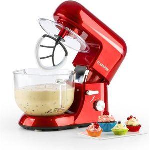 ROBOT DE CUISINE Klarstein Bella Rossa 2G Robot de cuisine patissie