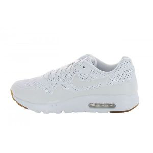 available well known promo codes Basket Nike Air Max 1 Ultra Moire - 705297-111 Blanc Blanc - Achat ...