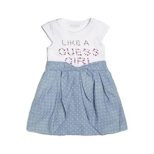 d8f3ab01eb Robe fille Guess - Achat / Vente pas cher - Cdiscount