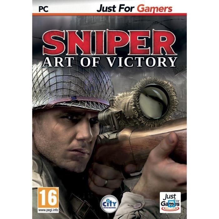 SNIPER ART OF VICTORY / Jeu PC