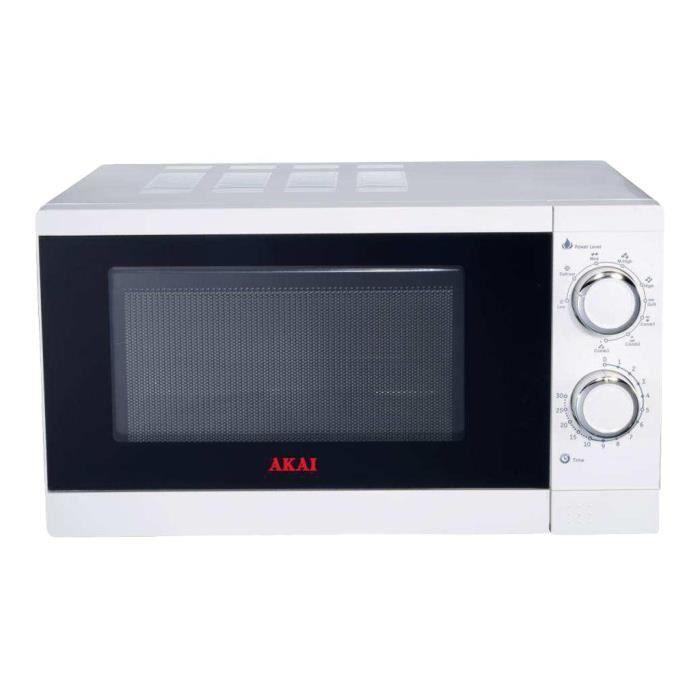 Akai AKMW200 Four micro-ondes grill pose libre 20 litres 700 Watt