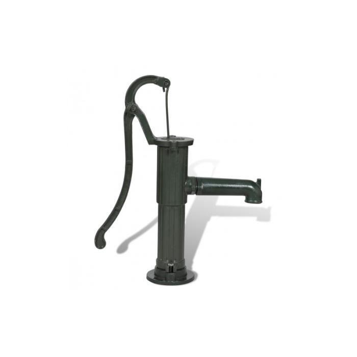 Pompe à eau manuelle de jardin