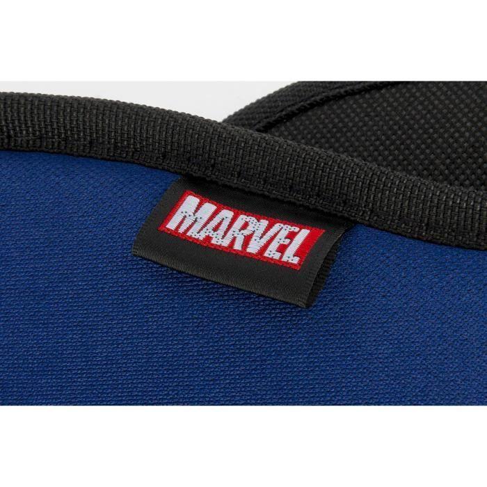 Captain America CAPA102 Couvre-siège Avant, Bleu
