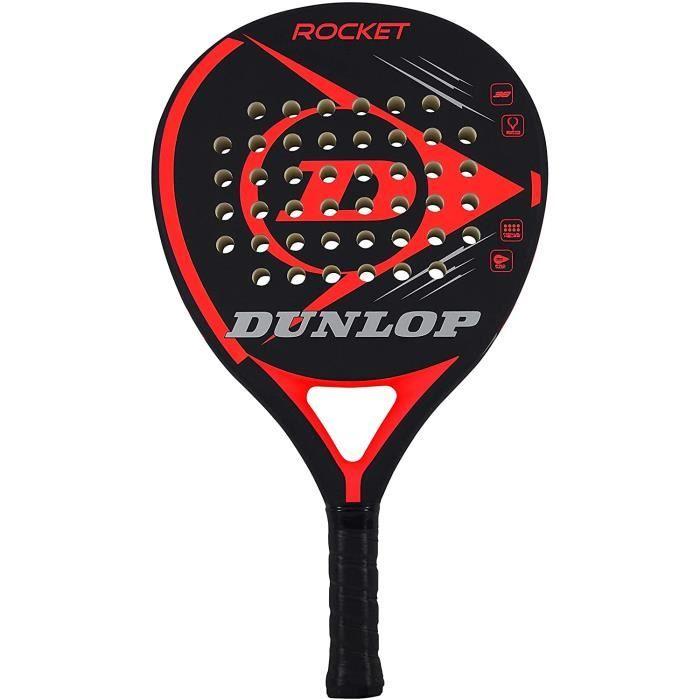 Dunlop Padel Schl aumlger Rocket Red