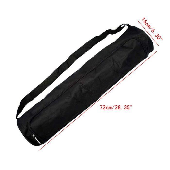 Tapis de sol,Sac imperméable pour tapis de Yoga, Fitness, Pilates, sangle d'épaule, sac à dos de transport
