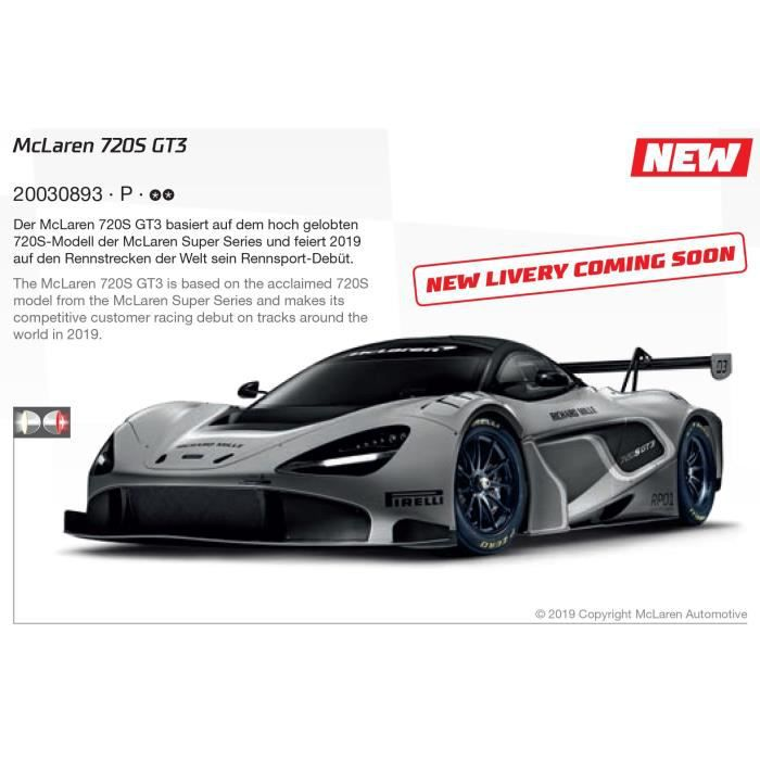 CARRERA DIG132 McLaren 720S GT3 -Compass Racing - No.76-