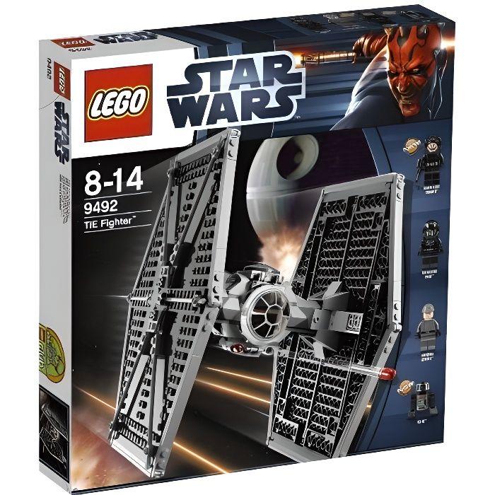 LEGO STAR WARS - 9492 - JEU DE CONSTRUCTION - T…