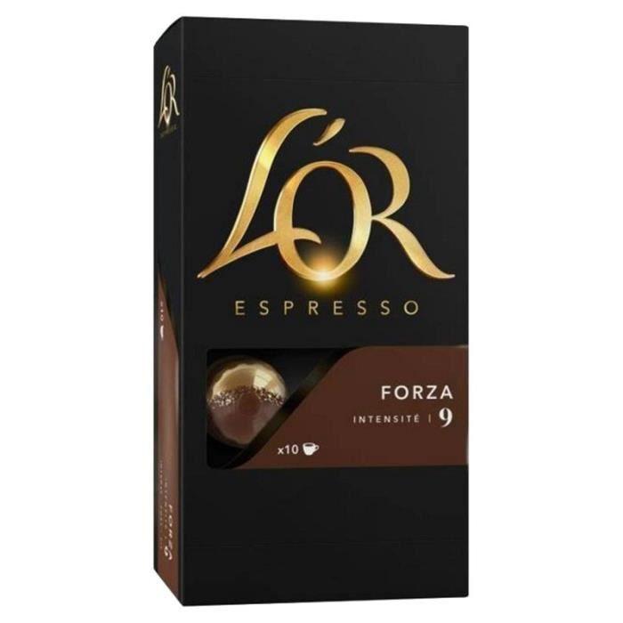L'OR - L'OR Espresso Forza (lot de 40 capsules)