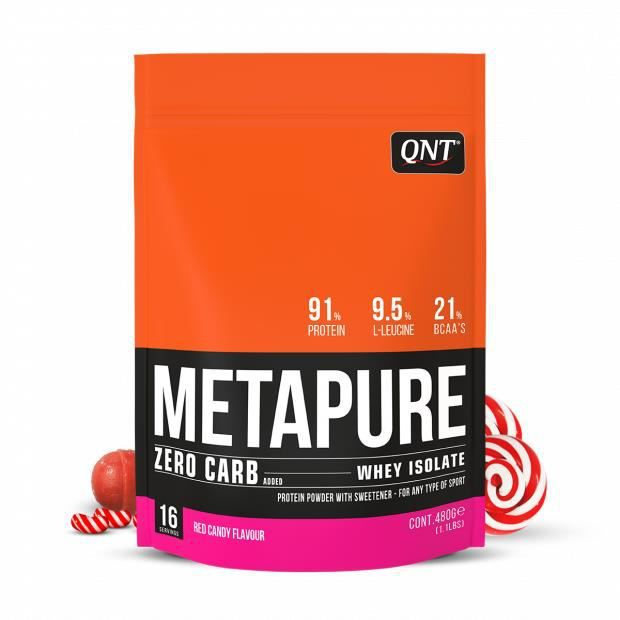 Metapure Whey Protein Isolate bonbon 480 g