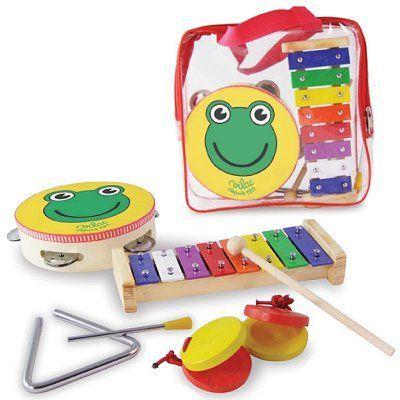 Set instruments de percussion