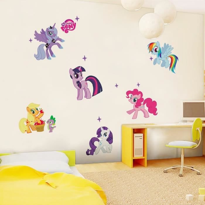 animal stickers muraux pour chambre d 39 enfant d coration la maison salon p pini re achat. Black Bedroom Furniture Sets. Home Design Ideas