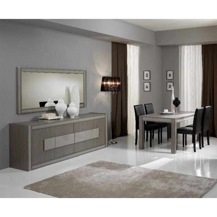 salle manger contemporaine sofiane achat vente salle. Black Bedroom Furniture Sets. Home Design Ideas
