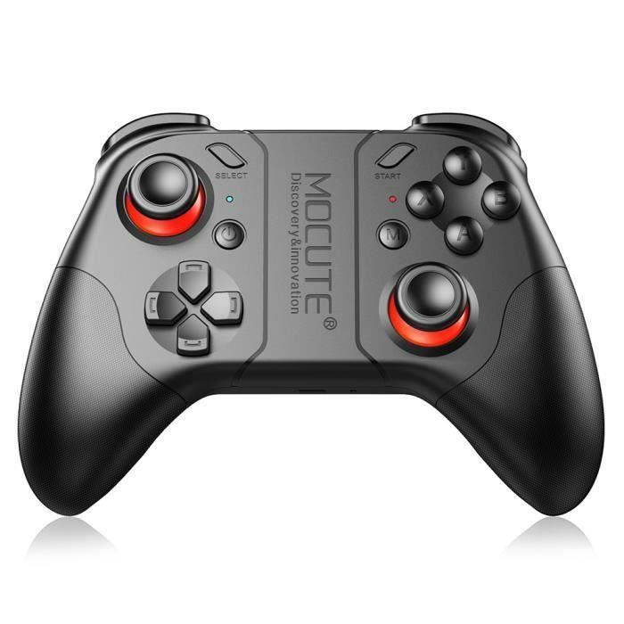 CASQUE - ÉCOUTEURS Manette de jeu Bluetooth V3.0 sans fil rechargeabl
