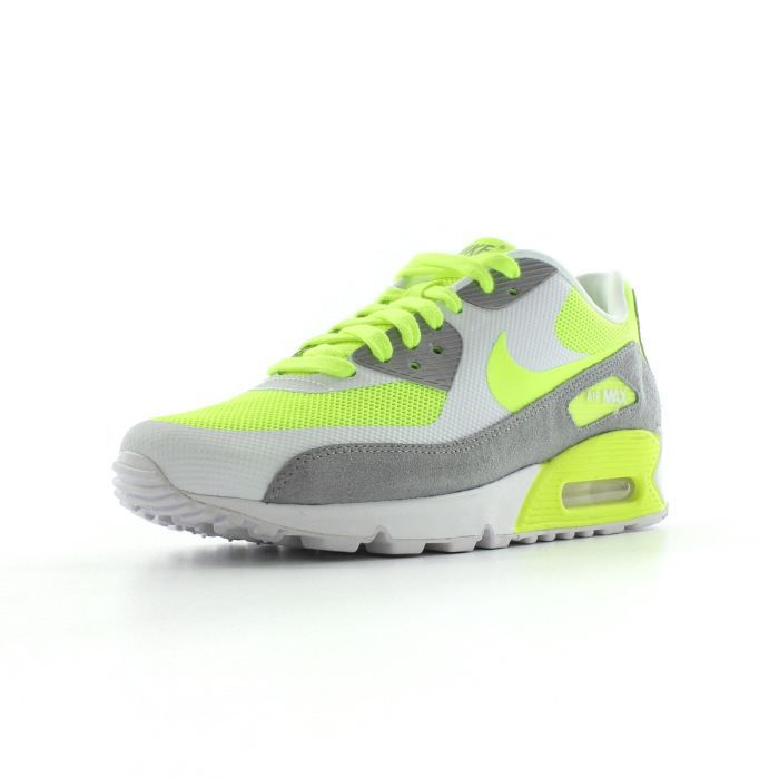 air max fluo jaune