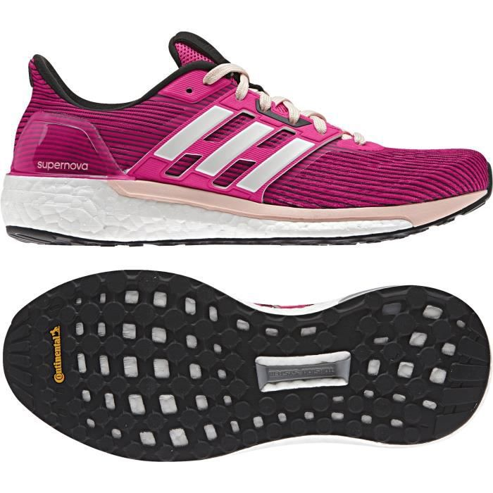 low priced cadc9 0a98c Chaussures femme adidas Supernova