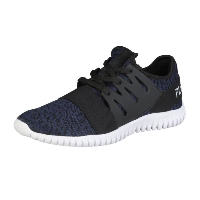 Plein Sport - Baskets / Sneakers basses - Bleu