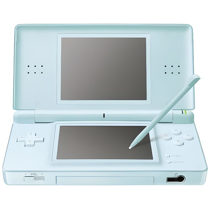 console nintendo ds lite bleu ciel achat vente console ds lite dsi console nintendo ds. Black Bedroom Furniture Sets. Home Design Ideas