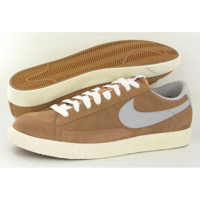 Chaussures Nike Blazer Low Suede… CtF3R