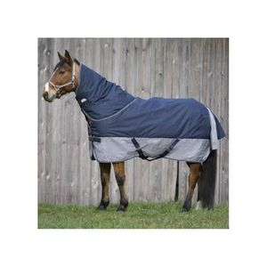 EQUI-THEME Couverture TYREX 600 D High Neck 6'3\
