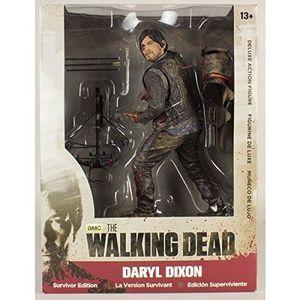 FIGURINE - PERSONNAGE Mc Farlane - Figurine Walking Dead - Daryl Dixon M