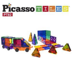 PARTITION 82 Piece Building Blocks 82pcs créativité Kit 3D C