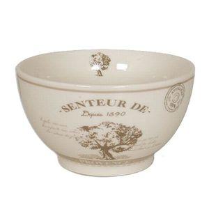 BOL Bol en Porcelaine Provence 480 ml