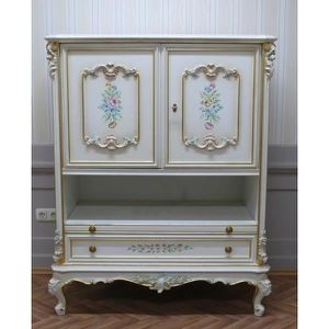 meuble tv baroque achat vente meuble tv baroque pas cher cdiscount. Black Bedroom Furniture Sets. Home Design Ideas