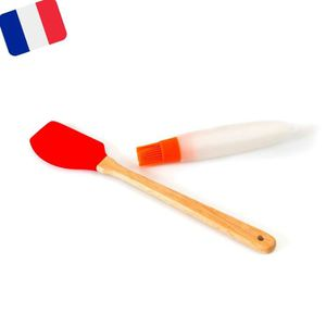 SPATULE - MARYSE EQUIP' POPOTE Maryse Professionnelle en Silicone P