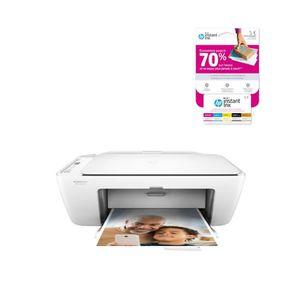IMPRIMANTE HP Imprimante tout-en-un DeskJet 2620 - Wifi - Jet