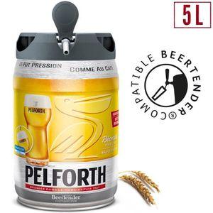 BIÈRE Pelforth Bière blonde - Fût 5L compatible Beertend
