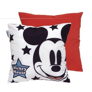 COUSSIN DISNEY Coussin Carré Confort Mickey Mouse - 40x40