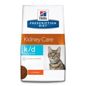 CROQUETTES HILL'S Prescription Diet chat - k/d Early stage -